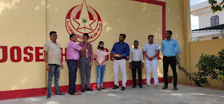 #JaunpurLive : सेंट जोसेफ के हर्ष ने किया टॉप