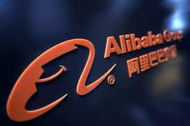 Logo of Alibaba India e-commerce