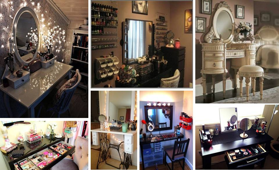 20%2B20%2BIncredible%2BMakeup%2BVanity%2BTable%2BIdeas 20 Unbelievable Make-up Self-importance Desk Concepts Interior