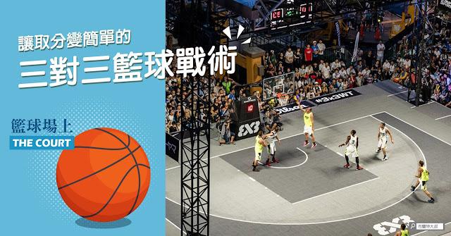 Basketball 3on3 Tactic Coach 籃球 三對三 戰術 教練
