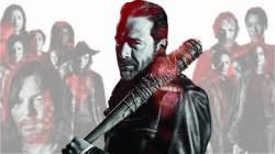 The Walkdead  Negan o vilão mais brutal da ficção.