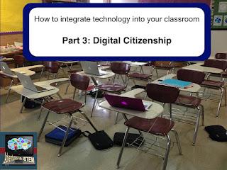 digital learning Part 3: digital citizenship