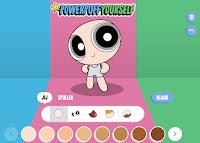 Maak je eigen Powerpuff Girl avatar