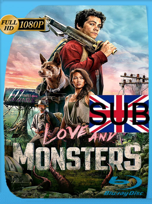 Love and Monsters (2020) AMZN WEB-DL 1080p Subtitulado  [Google Drive] Tomyly