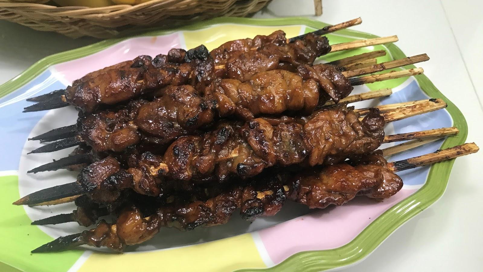 Filipino Chicken Barbecue
