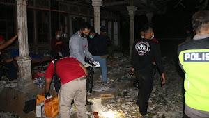 Ledakan Petasan di Kebumen, Renggut 3 Korban Jiwa, 5 Lainnya Luka-luka