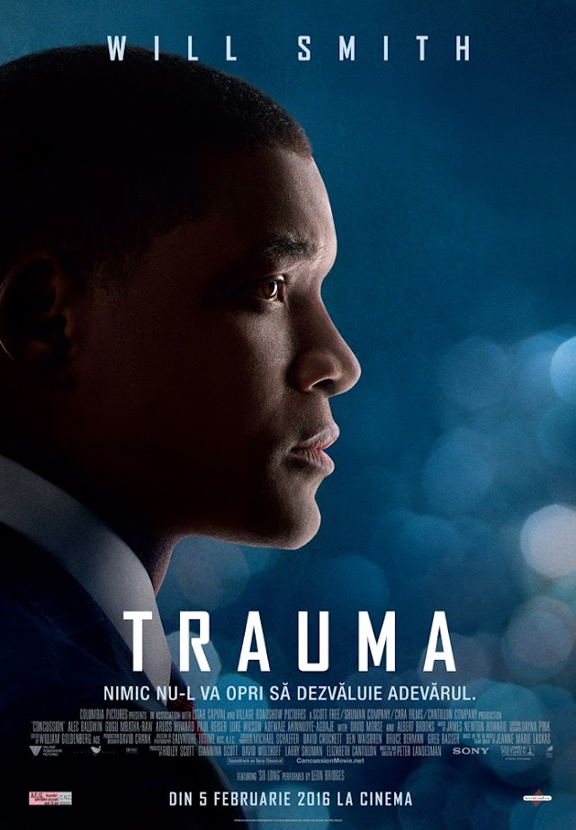 Concussion (Film 2015) - Trauma