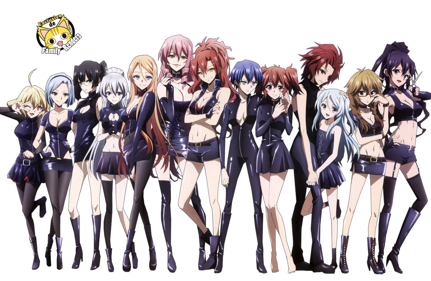 PNG-Grupal Akuma no Riddle