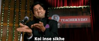 Koi inse sikhe | 3 idiots meme templates