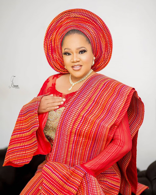 'I'm sad and weak' Toyin Abraham cries out