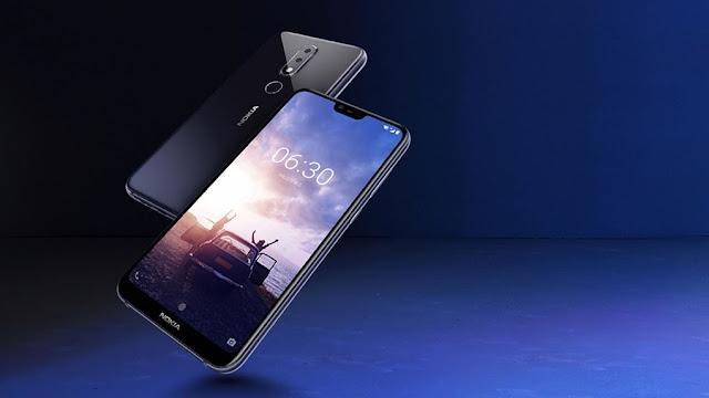 Nokia 6.1 Plus Resmi Hadir di Indonesia