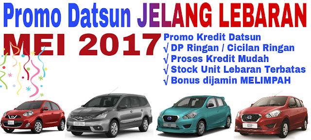 Promo Datsun Mei 2017
