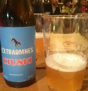 Extraomnes Ciuski birra stagioniamo abbinamenti cibo birra diario birroso blog birra artigianale