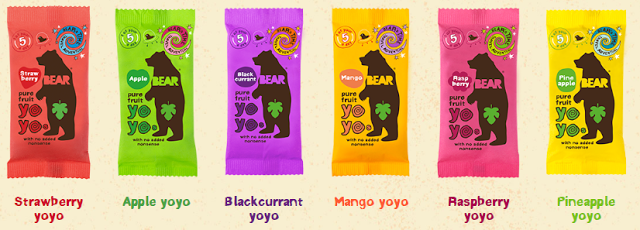 BEAR yoyo's