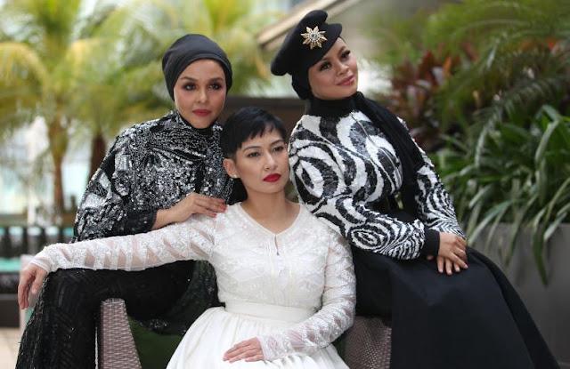 Konsert Soul Sisters, Siti Sarah, Noryn Aziz dan Misha Omar