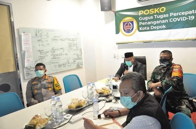 Pemkot Depok Putuskan Tidak Lakukan Karantina Wilayah