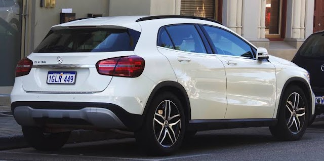 Mercedes GLA and GLA 35 AMG launched in India