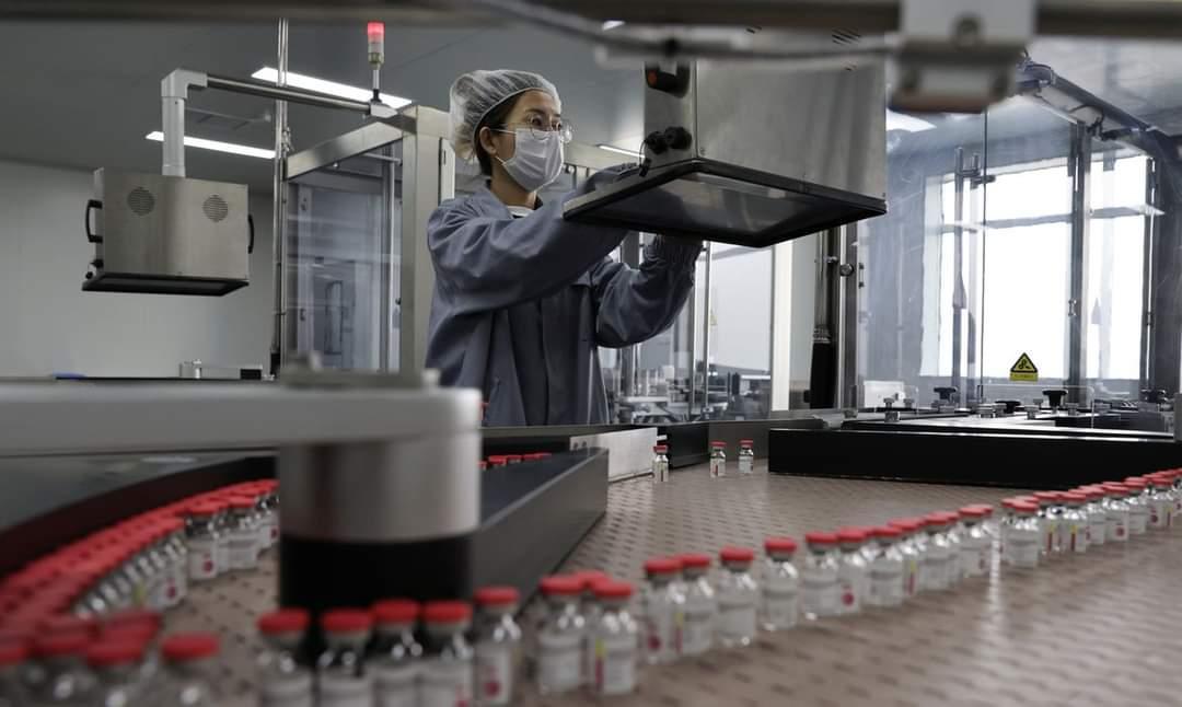 China desenvolve vacina contra covid-19 por inalação - Portal Pebão