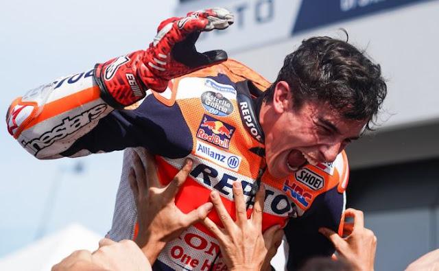 Marc Marquez, Riders Motogp