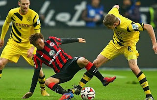 Eintracht Frankfurt vs Borussia Dortmund All Goals and Highlights Today 2/2/2019 online Bundesliga Football