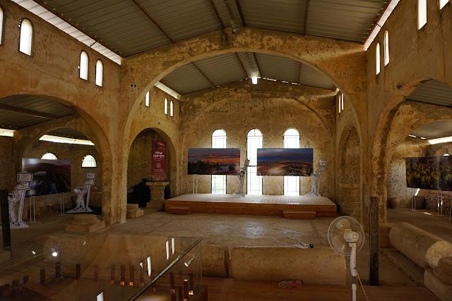 הכנסייה העתיקה בשילה הקדומה