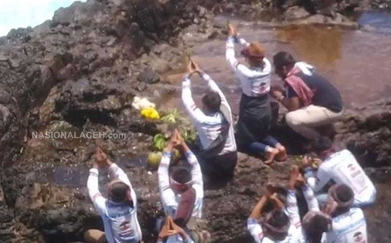 Heboh Benarkah Ada Ritual Penyembahan Di Wisata Tuan Tapa Aceh Selatan Nasionalaceh Com Kreatif Dinamis