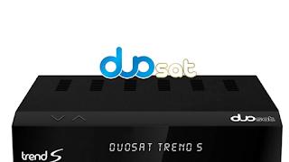 Duosat Trend S Atualização V1.0.2 - 11/06/2021