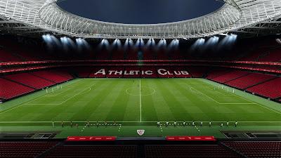 PES 2021 Stadium San Mamés