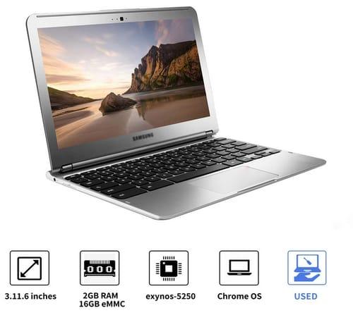 Chromebook 303c XE303C12 Lightweight Laptop