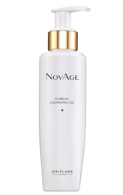 NovAge Supreme Cleansing Gel (Rekomendasi 1 Set)