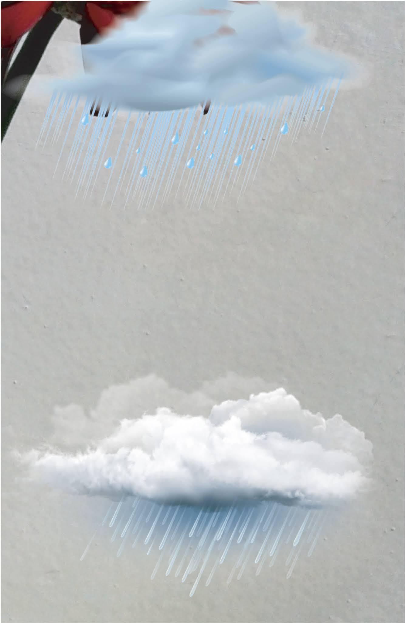 বৃষ্টির কবিতা : মিসির হাছনাইন