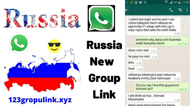 Join 700+ Russia Whatsapp group link