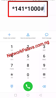 airtel data plan for android 1000 naira