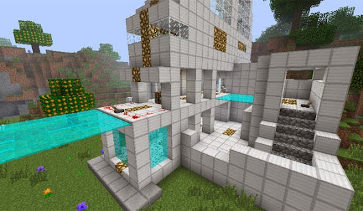 Light Bridges and Doors Mod para Minecraft 1.7.2