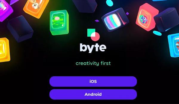 تطبيق بايت Byte خليفة تطبيق فاين vine متوفر للتحميل