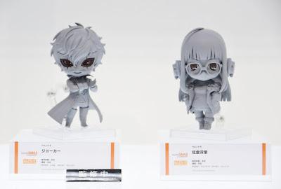 Nendoroid Persona 5 Joker & Futaba