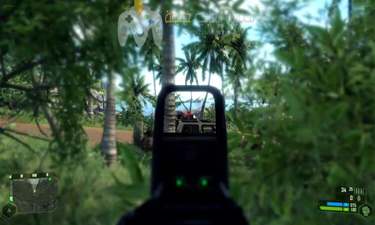 تحميل لعبة Crysis 1 برابط مباشر