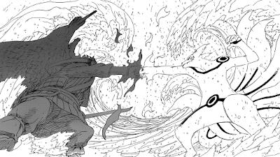 Naruto Manga 695