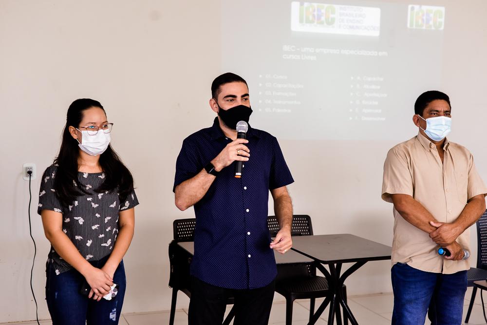 Agentes Comunitários de Saúde de Chapadinha participam de treinamento sobre os impactos emocionais causados pela pandemia da Covid-19
