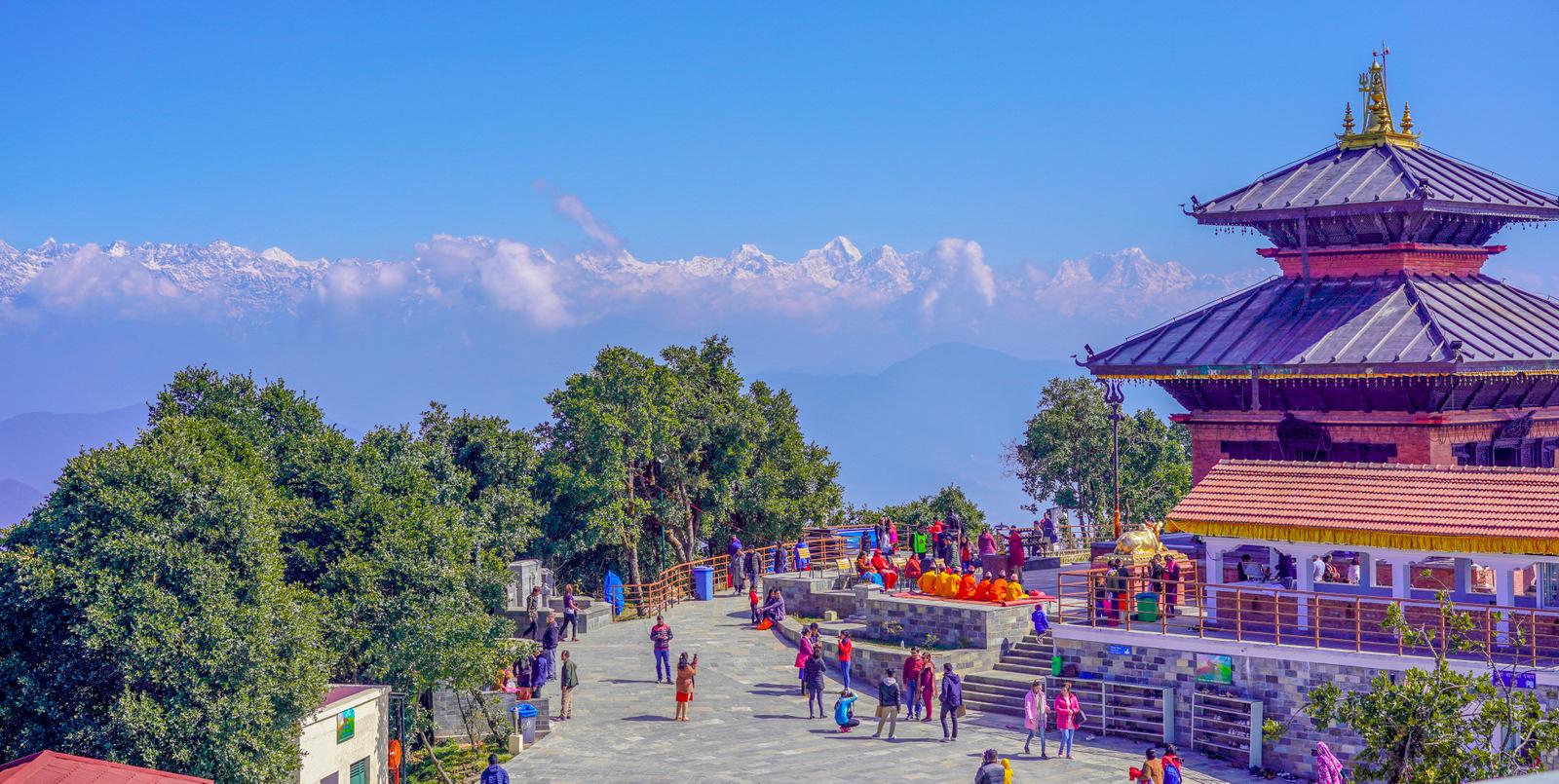 bhaleshwar mahadev temple, nepal