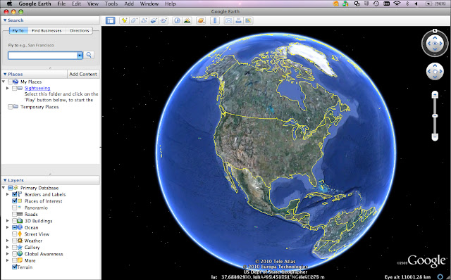 Download Google Earth Offline Installer for Windows 7/8/XP and MAC and Linux