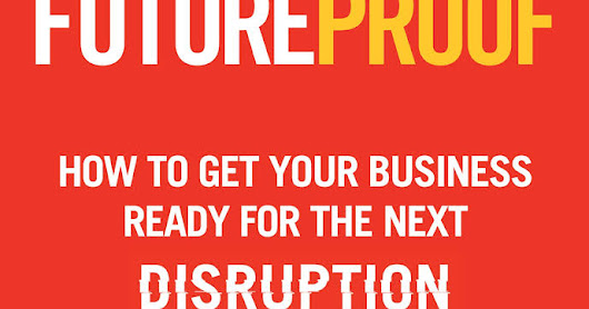 #leadershipDEN Futureproof author to speak at next DEN meeting on November 21st