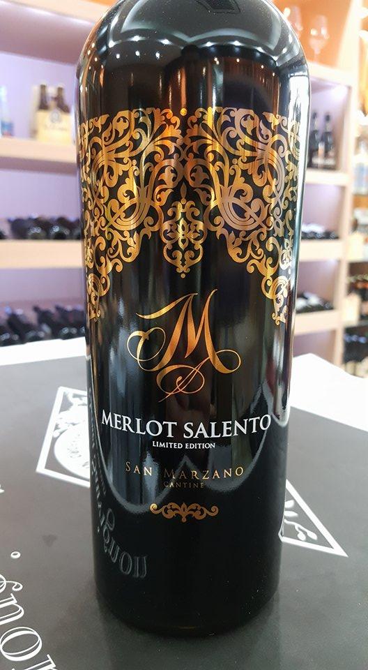 Rượu vang Ý San Marzano M Merlot Salento có đáng để lựa chọn ...
