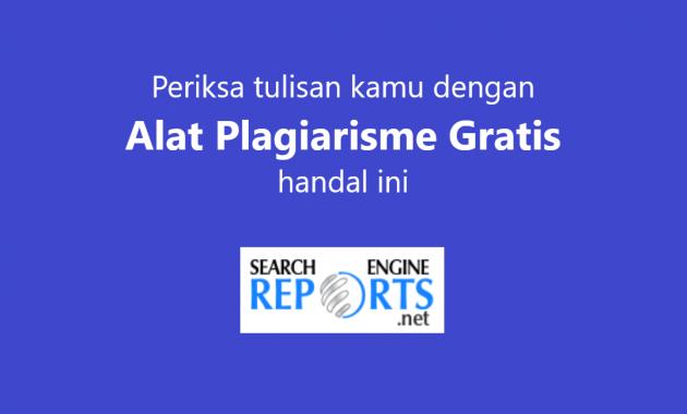 Pemeriksa Plagiarisme, 100% Gratis dan Akurat Untuk Semua Jenis Kertas dan Tugas