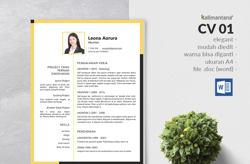 CV Kalimantana 01