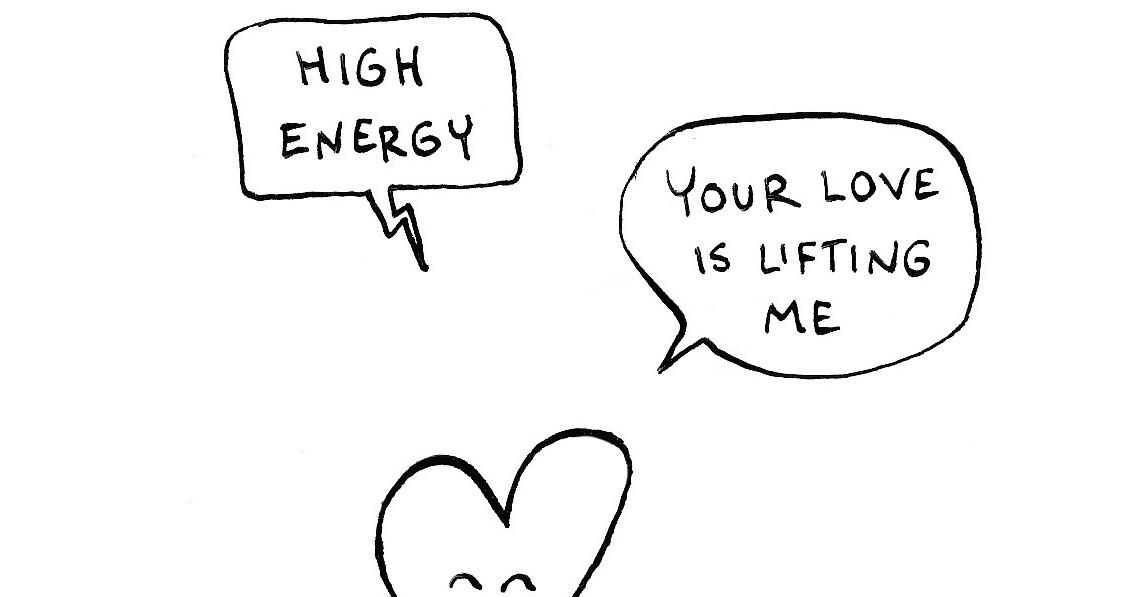 Sketchbook: 365 Songs: 314. High Energy