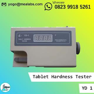 Jual Alat Uji kekerasan Tablet YD 1