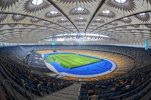 Kiev olimpiyat stadı ile ilgili görsel sonucu