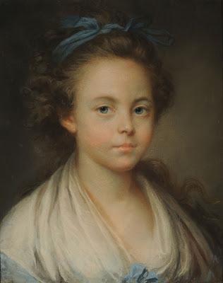 Portrait de Jeune Fille, Jeanne-Philiberte Ledoux