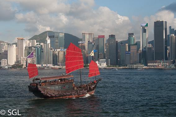 Hong Kong. La antigua colonia britanica